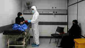 Lebanon's Full Hospitals Turn Away Coronavirus Patients Amid Record Daily Cases