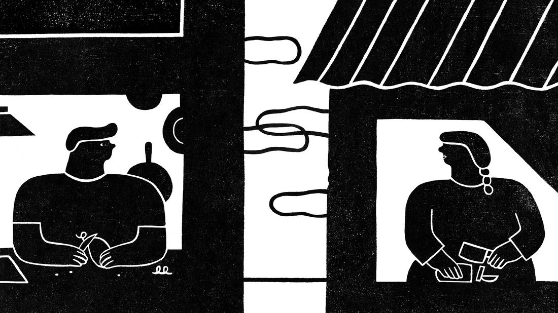Cabras e refrigerantes: NPR 2