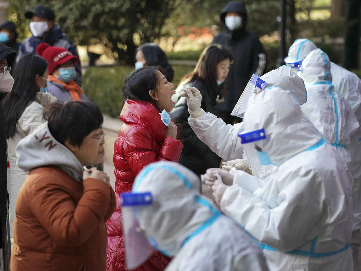 Millions in China under new restrictions because of Covid spike