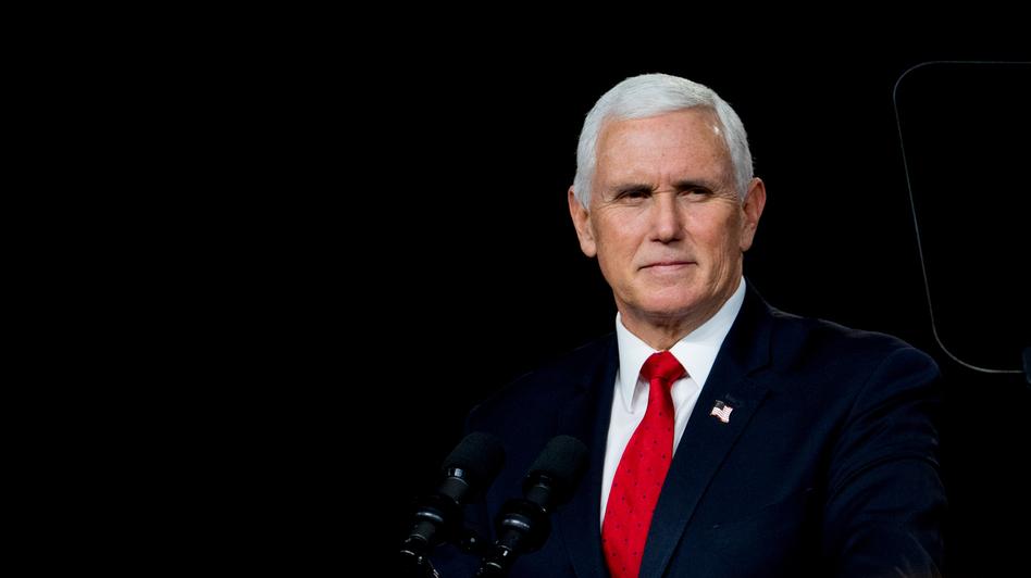 Vice President Pence plans to attend President-elect Joe Biden's inauguration on Jan. 20. (Megan Varner/Getty Images)