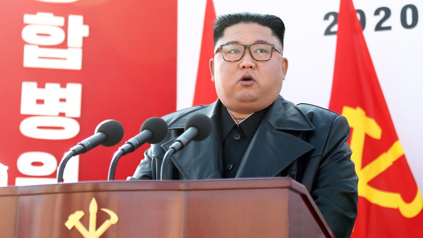 Kim Jong Un Calls U.S. North Korea's 'Biggest Enemy,' Vows To Advance Nuclear Arsenal