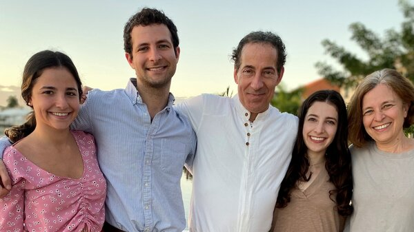 """Rep. Jamie Raskin remembers his son, Tommy, as """"remarkable from the beginning."""" Tommy Raskin, who had depression for years, killed himself on Dec. 31."""