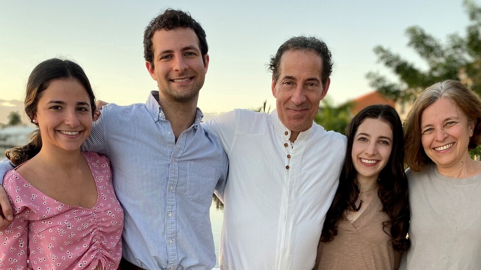 """Rep. Jamie Raskin remembers his son, Tommy, as """"remarkable from the beginning."""" Tommy Raskin, who had depression for years, killed himself on Dec. 31. (Family photo)"""