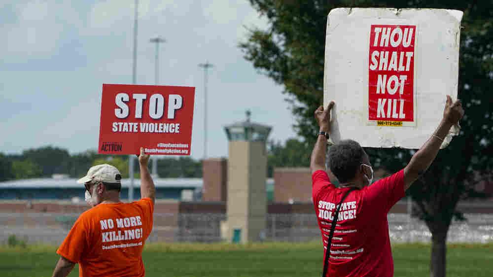 Democrats Unveil Legislation To Abolish The Federal Death Penalty