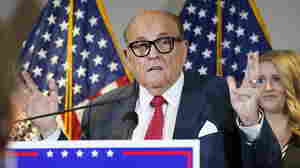 New York State Bar Association Considers Expelling Rudy Giuliani
