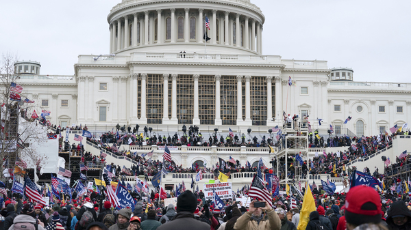 Researchers have used crowdsourcing to scrutinize video and photos from the riot at the Capitol on Jan. 6 and have identified some of those who took part. The researchers have shared their information with law enforcement.