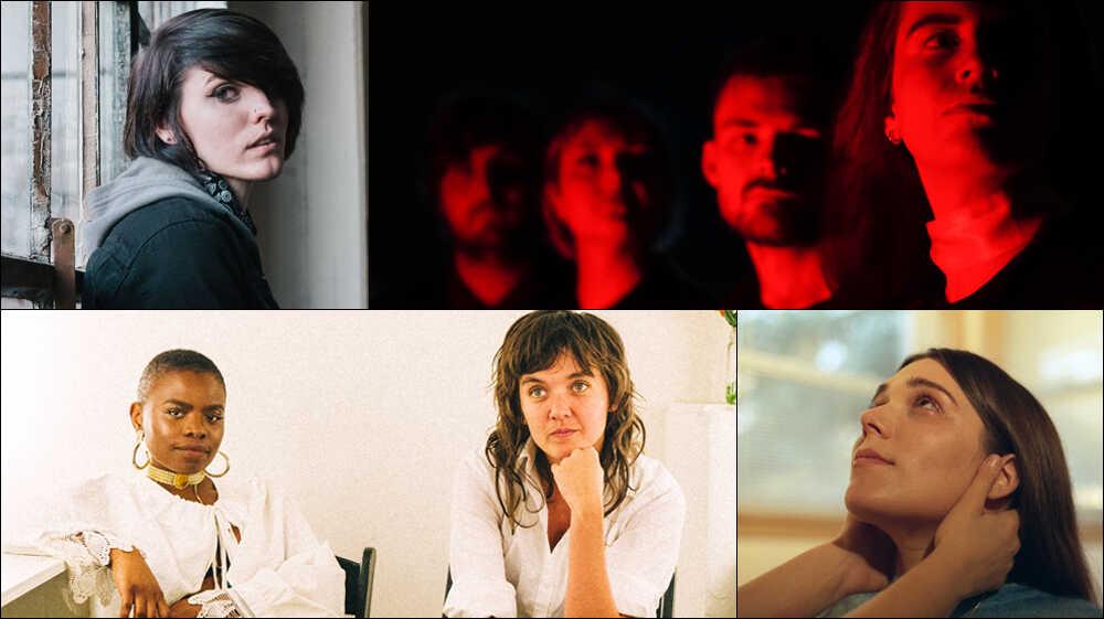 New Mix: Courtney Barnett And Vagabon, Shame, Buke And Gase, More