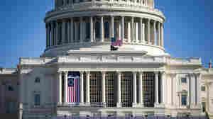 Impeachment Resolution Cites Trump's 'Incitement' Of Capitol Insurrection