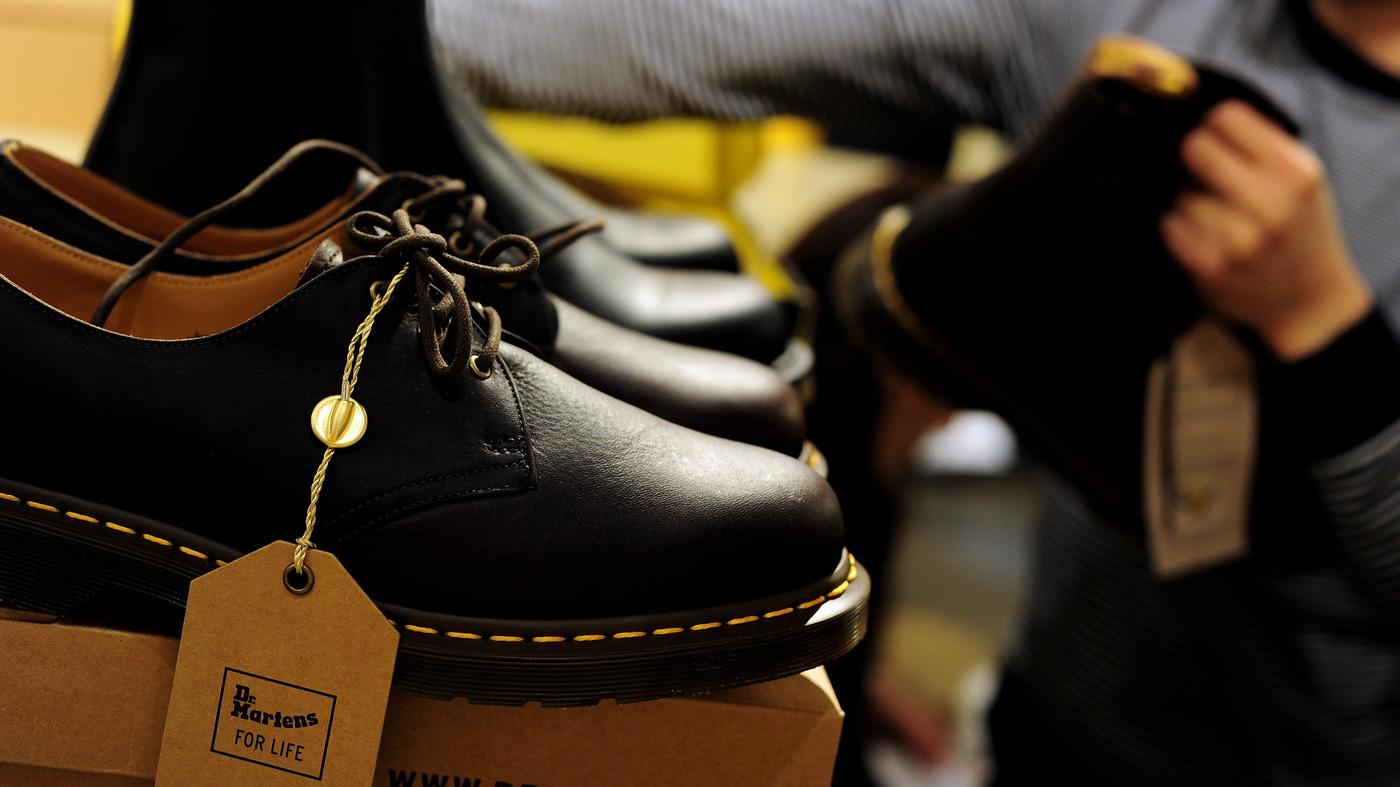 Dr. Martens Footwear Brand Is Planning London IPO – NPR