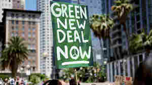 Progressives Gear Up For Broad New Push On Climate Action