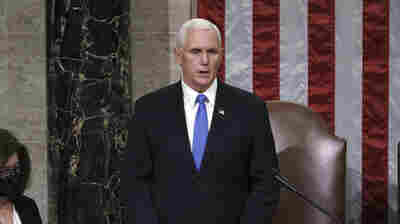 House Approves 25th Amendment Resolution Against Trump, Pence Says He Won't Invoke