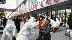 Province In China On Lockdown After Biggest Coronavirus Spike In Months
