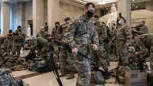 About 20,000 National Guard Members To Deploy For Inauguration, Officials Say