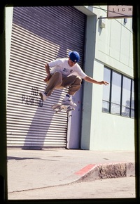 Mike Carroll started reading Thrasher as a kid; he was the magazine's Skater of the Year in 1994.