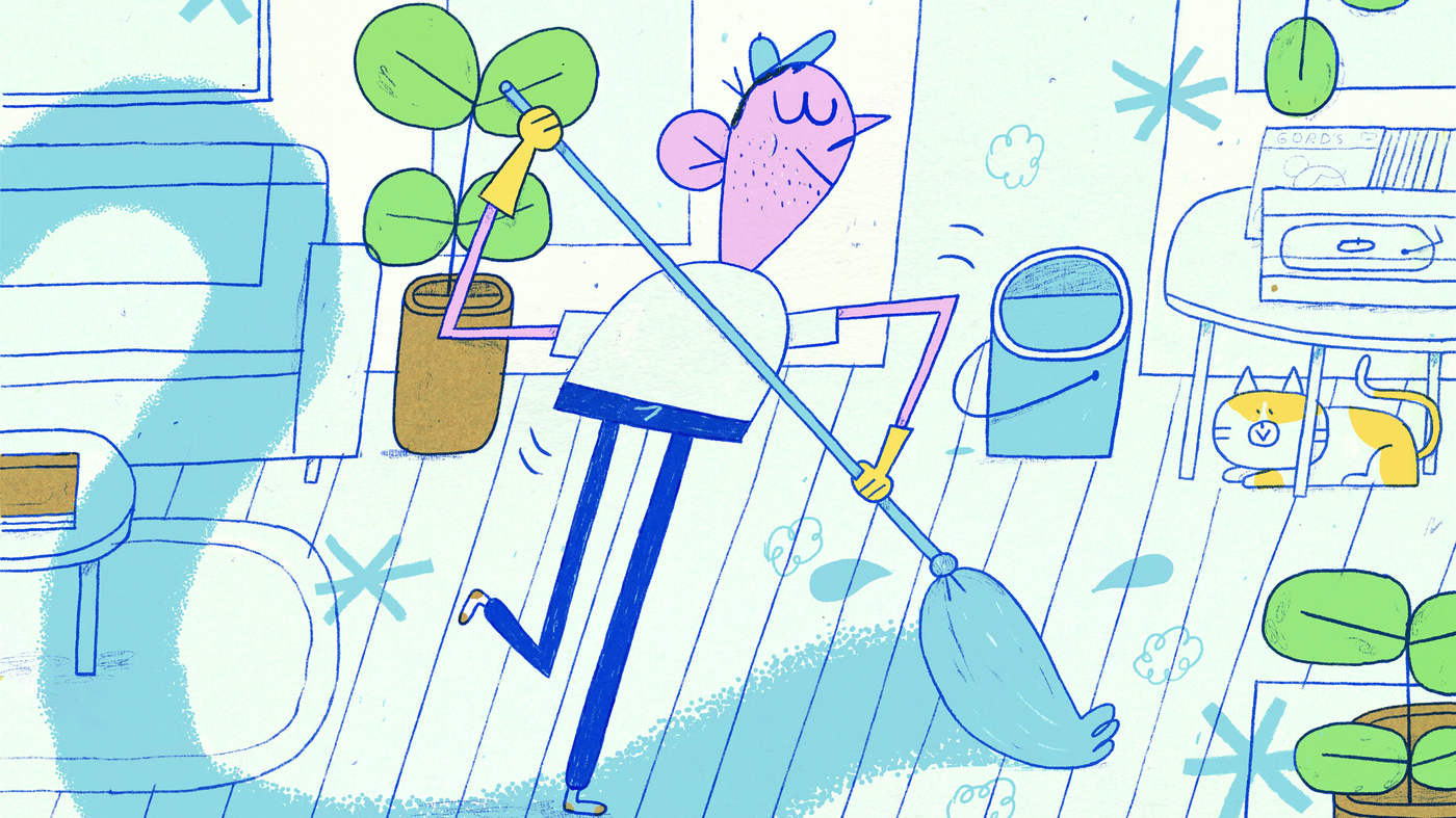 5 Steps To Get Into A Deep Cleaning Routine