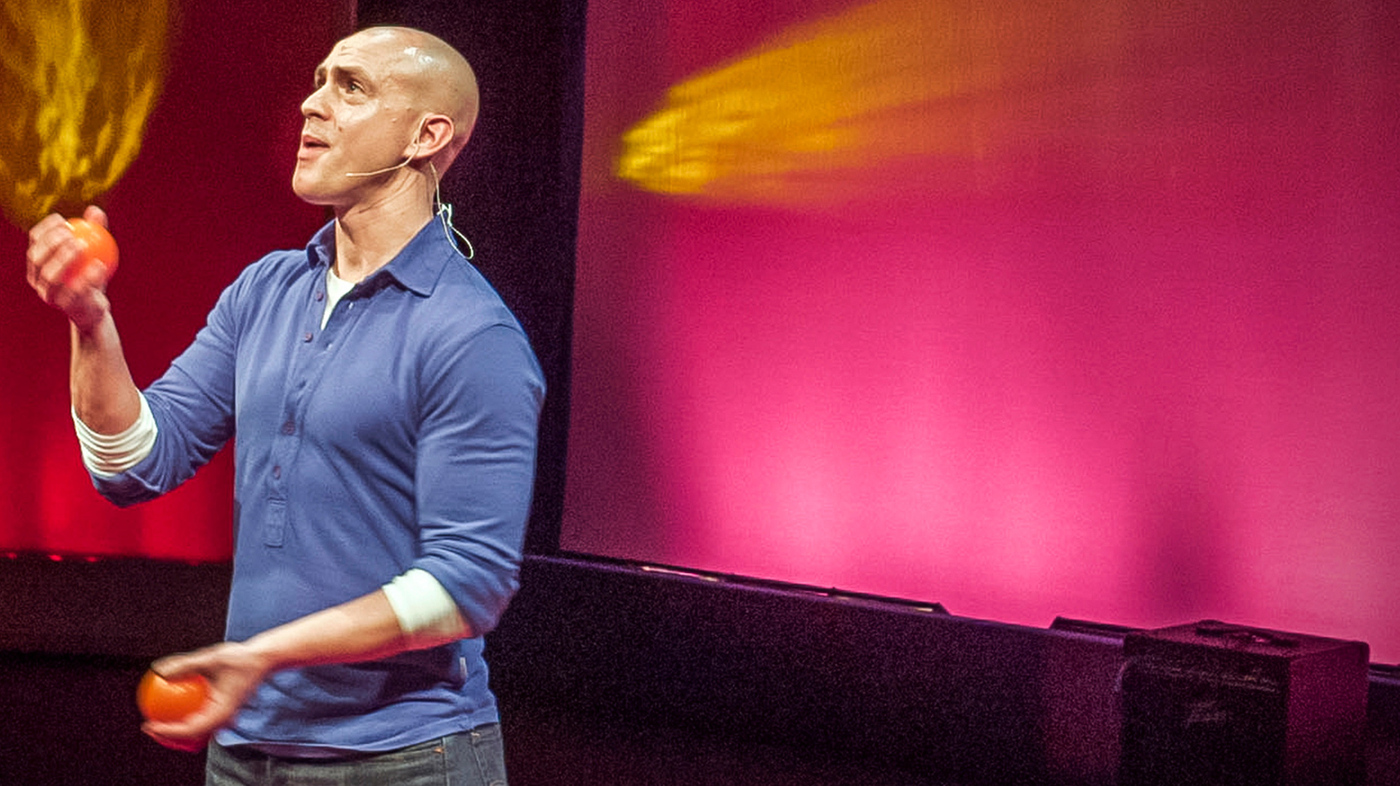 Image of article 'Andy Puddicombe: How Can Breathing Help Improve Our Relationships'