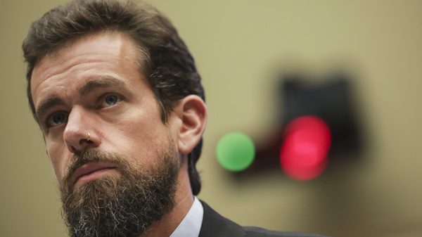 Twitter CEO Jack Dorsey said on Wednesday he believes tech companies that banned President Donald Trump from various social media platforms was a move that sets a dangerous precedent for a free internet.