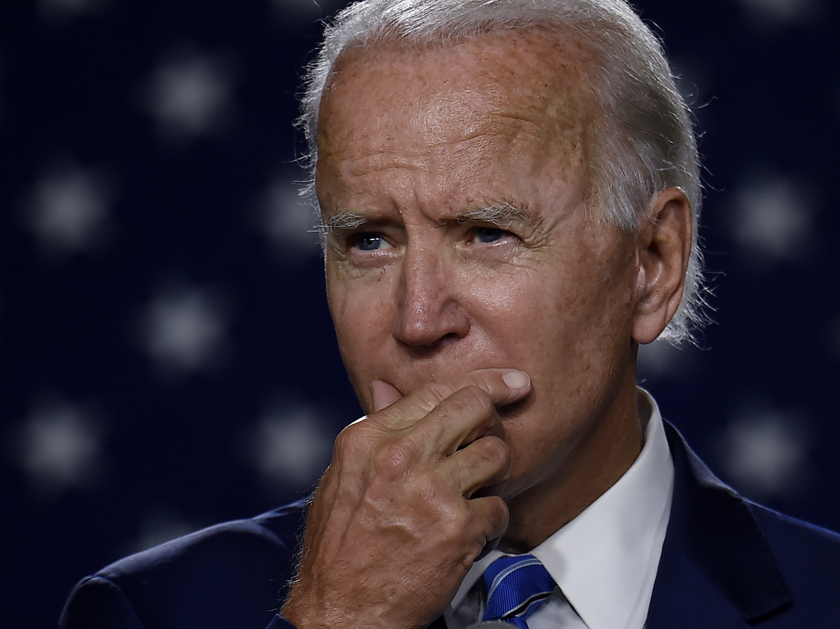 On Thursday Biden unveiled an ambitious economic plan just days before he's set to be inaugurated as president. (Olivier Douliery  AFP via Gett