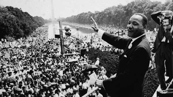 Poetry Challenge: Honor MLK By Describing How You Dream A World
