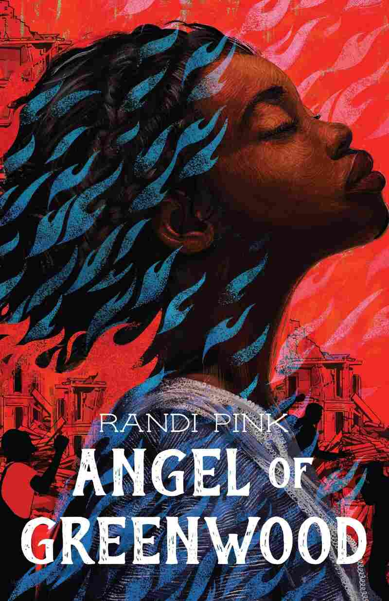 Angel of Greenwood, by Randi Pink