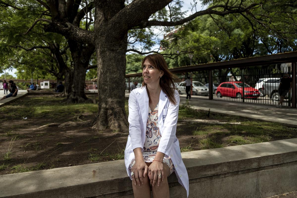 Não é o que a Argentina queria, mas é o que eles conseguiram: cabras e refrigerantes: NPR 11