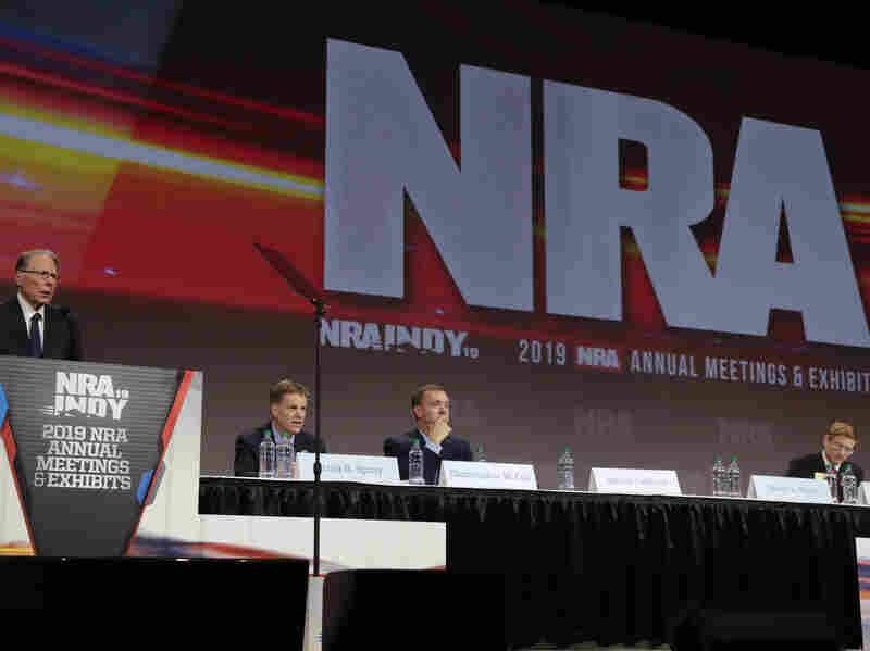 NRA declares bankruptcy, will shift to Texas following legal battles