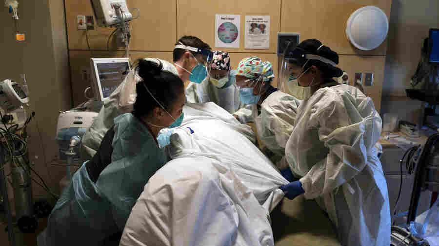 Pandemic Shortens U.S. Life Expectancy, Study Concludes