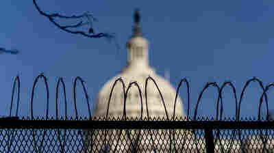 Response To Capitol Riot Could Hurt Minorities, Civil Libertarians Say