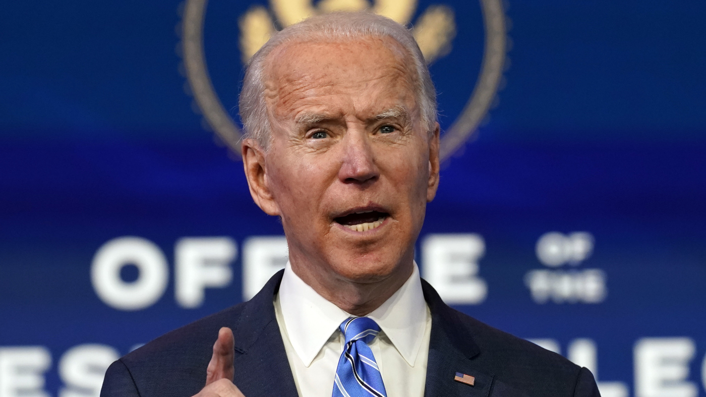 Image of article 'An Opening Bid' — Experts React To Health Proposals In Biden's Relief Plan'