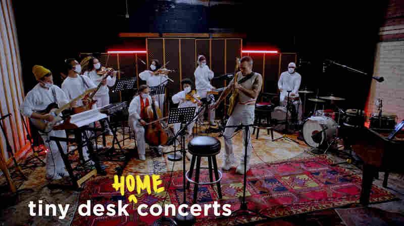 Gabriel Garzón-Montano: Tiny Desk (Home) Concert