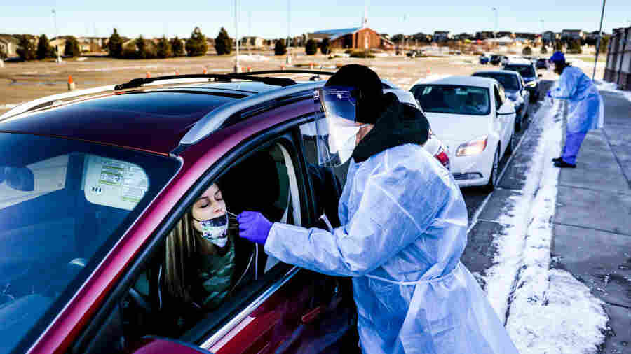 CDC Warns New U.K. Coronavirus Variant Is Spreading Fast In The U.S.