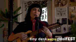 Sofia Rei: Tiny Desk (Home) Concert