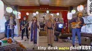 Minyo Crusaders: Tiny Desk (Home) Concerts