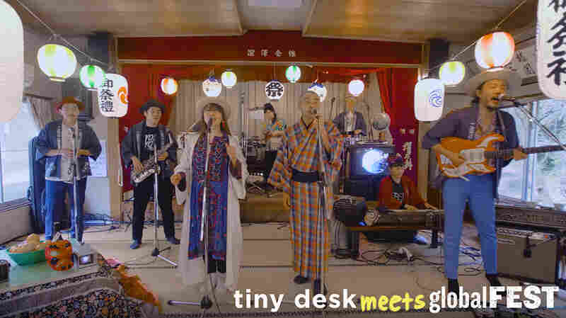 Minyo Crusaders: Tiny Desk (Home) Concerts