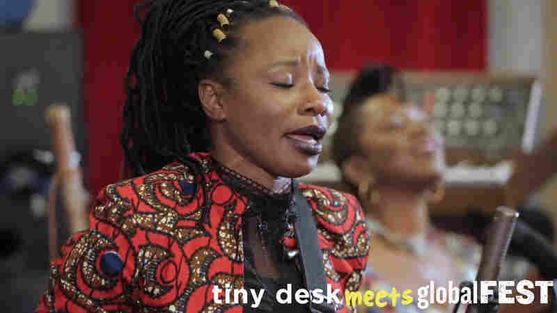 Natu Camara: Tiny Desk (Home) Concerts