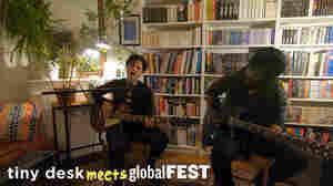Emel: Tiny Desk (Home) Concert