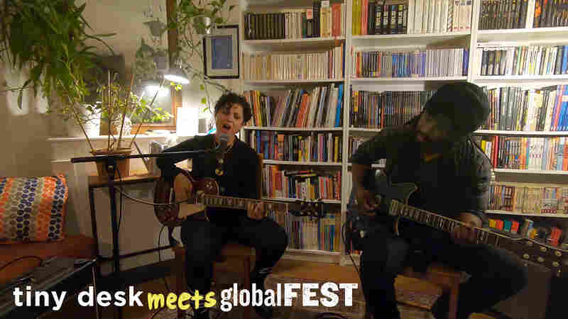 Emel: Tiny Desk (Home) Concert