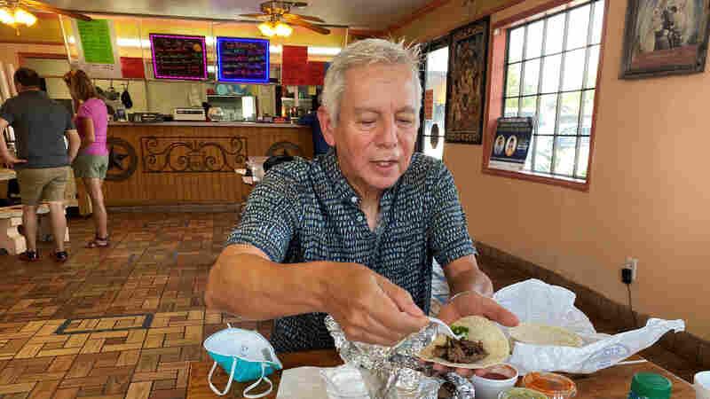 'Where The Magic Happens': Following A Tasty Taco Trail In South Texas