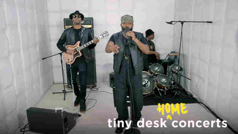 TH1RT3EN: Tiny Desk (Home) Concert