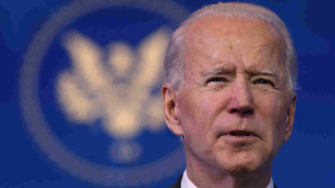 Biden to sign 'roughly a dozen' Inauguration Day orders