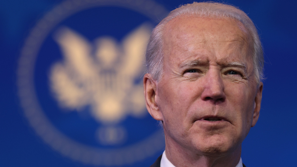 President-elect Joe Biden plans to take a number of policy actions on immigration, climate, pandemic mitigation and other issues in his first days and weeks in office, his chief of staff announced on Saturday. (Alex Wong/Getty Images)