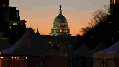 Man Arrested Near Capitol With Loaded Handgun And 500 Rounds Of Ammunition