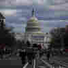 Photos: The Nation's Capital, Quiet And Guarded, Before Inauguration