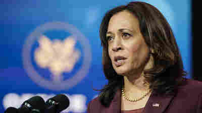 Harris Will Leave Senate Seat Monday, Set To Return As Tiebreaking Vice President