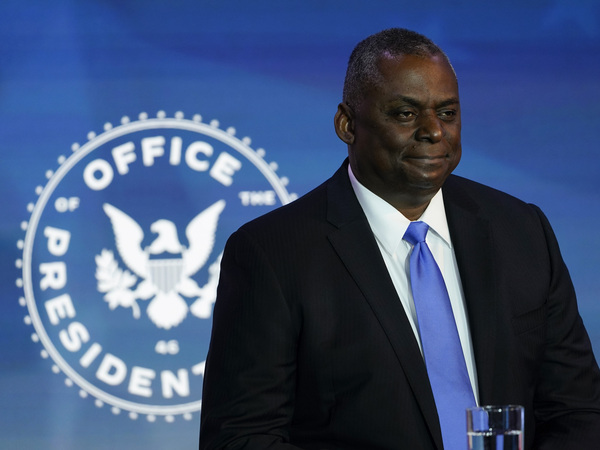 Retired Army Gen. Lloyd Austin, the Biden administration's choice to be secretary of defense, will likely face questions at his confirmation hearing on Tuesday about the stepped-up military presence following the insurrection at the Capitol on Jan. 6.