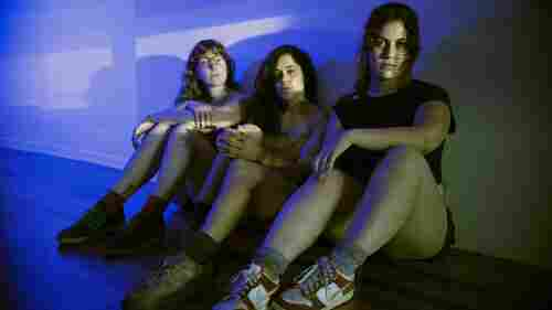 Punk And Harmony: Rising Rock Trio Palberta Finds A Sweet Spot