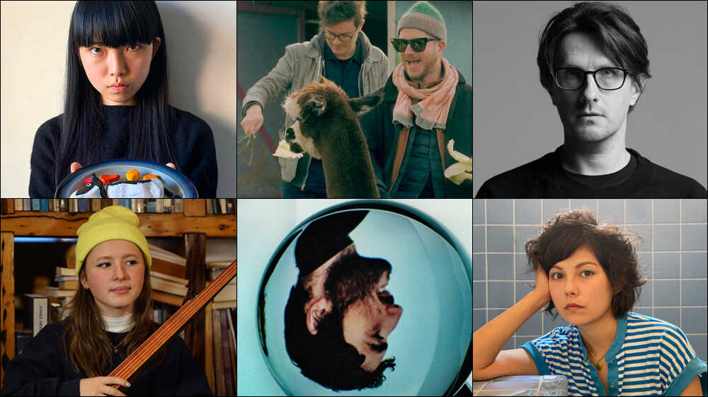 New Mix: Steady Holiday, Nora Brown, Bernice And More Discoveries