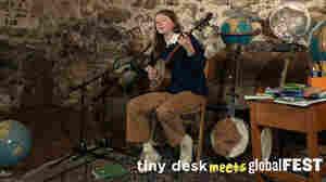 Nora Brown: Tiny Desk (Home) Concert