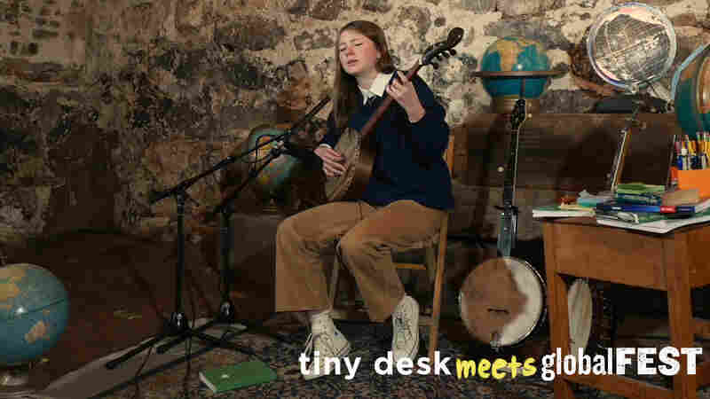 Nora Brown: Tiny Desk (Home) Concert