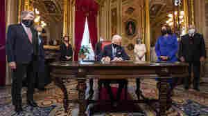 As President Biden Awaits Cabinet Confirmation, White House Announces Interim Leaders